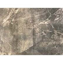 Roman Anthracite Polished Porcelain 600 x 600