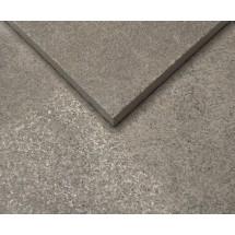 Cairo Dark Grey Semi Polished Porcelain Tile