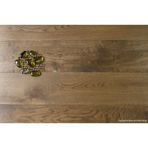 16mm Nature Grade Engineered Oak - Anthracite