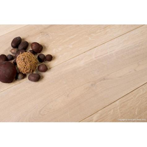 16mm Rustic Grade Engineered Oak - Bianco