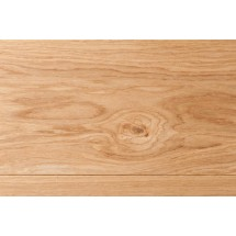 16mm Nature Grade Engineered Oak - Lacquered Finish