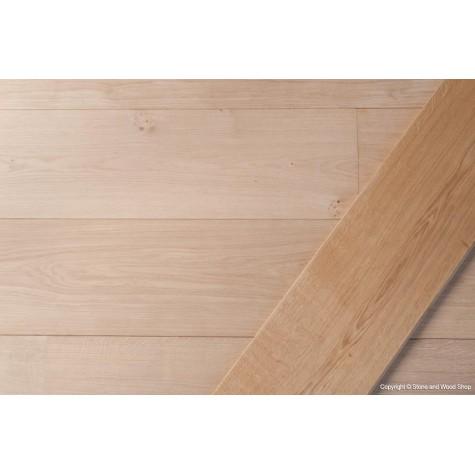 21mm Prime Grade Engineered Oak - Raw/Unfinished
