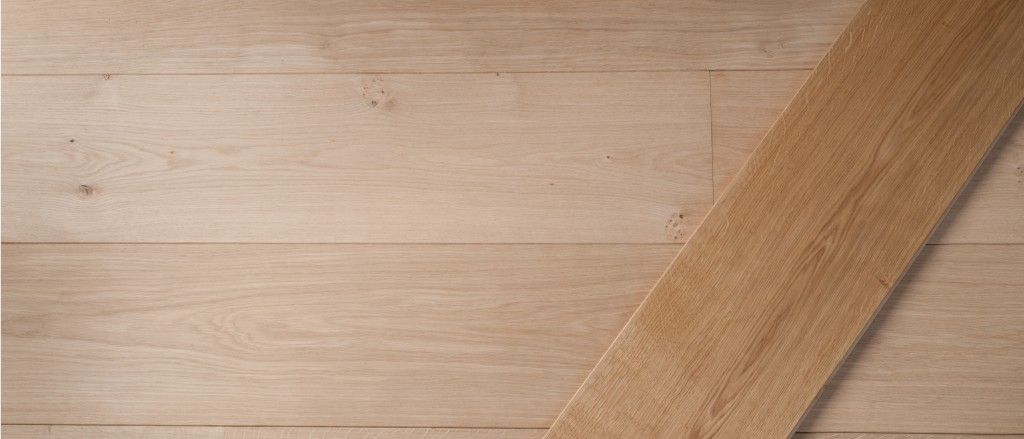 What is engineered oak flooring?