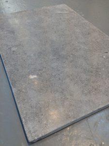 London Grey Tumbled Limestone 1