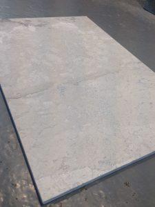 Silver Royale Brushed & Sandblasted Marble 1