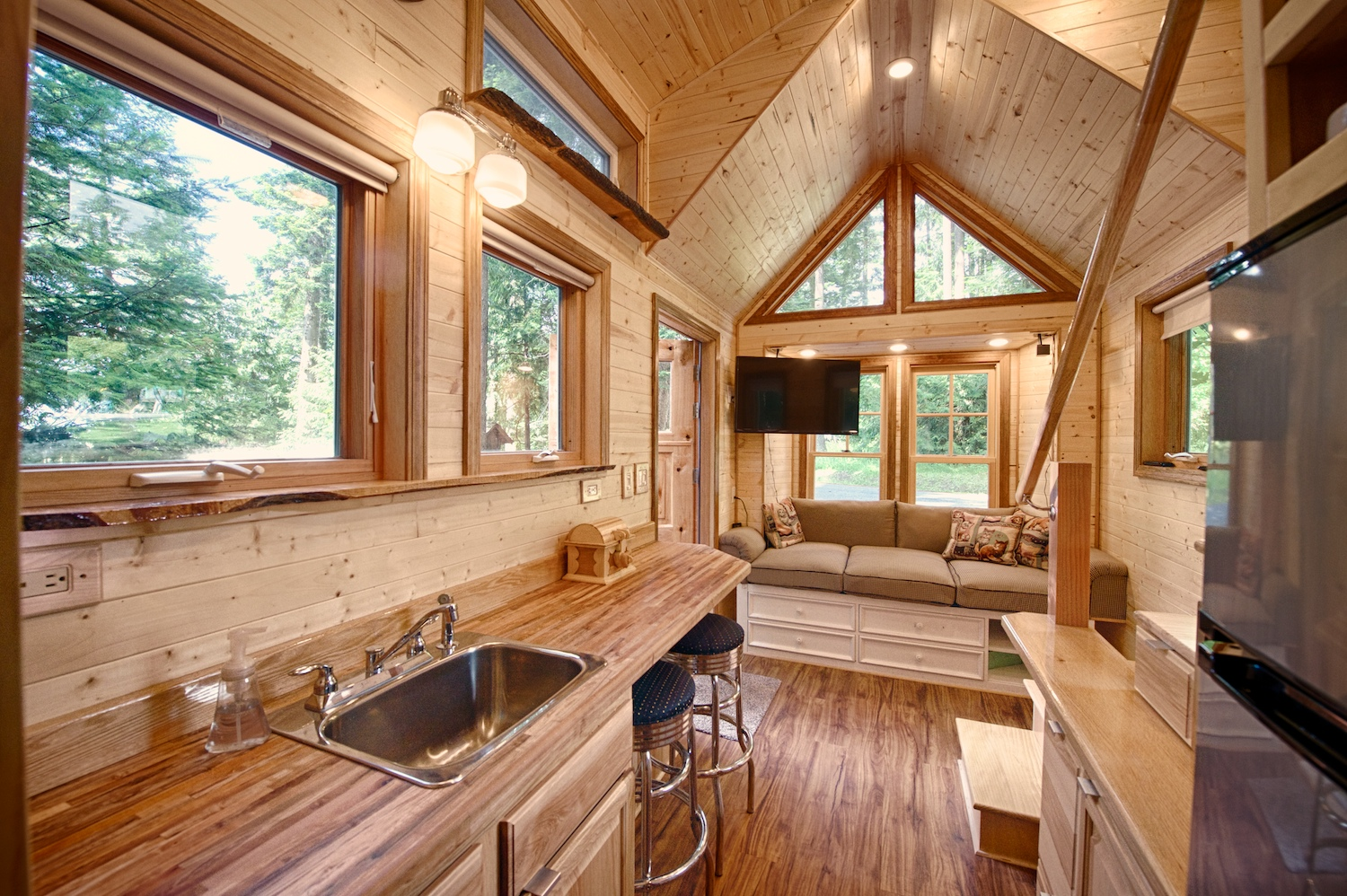 Tiny Home 5 Stone And Wood Shop Articles