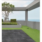 Bishop Anthracite Outdoor Matt Porcelain Tile 1200 x 600 x 20mm