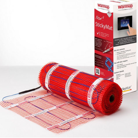 Warmup® Sticky Mat 150w 7m²
