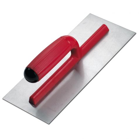 """RUBI™ Steel trowel 11"""" (28 cm) open plastic handle"""