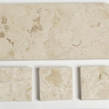 Biscotti Tumbled Marble Sample