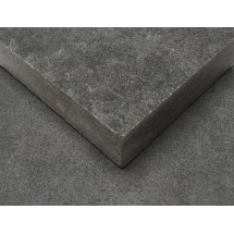 Cairo Anthracite Matt Porcelain 20mm Tile