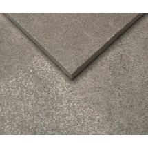 Cairo Dark Grey Semi Polished Porcelain Tile