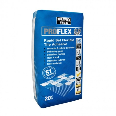 Ultra Flexible Adhesive 20kg