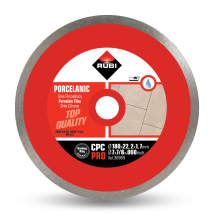 RUBI™ Diamond Blade CPC 180mm