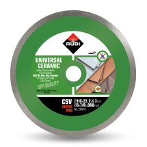 RUBI™ Diamond Blade CSV 115mm
