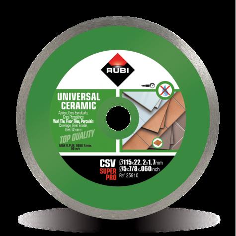 RUBI™ Diamond Blade CSV 115mm