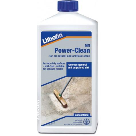 Lithofin Power Clean 1 Litre