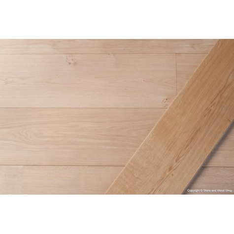21mm Prime Grade Engineered Oak - Raw/Unfinished