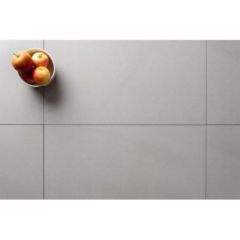 New York Grey Matt Porcelain Tile