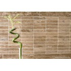 Noce Vein-Cut Filled & Polished Travertine
