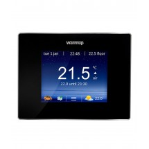 Warmup® 4iE WiFi Onyx Black Thermostat