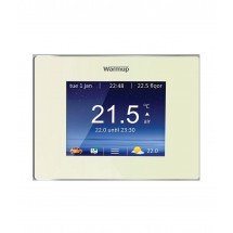 Warmup® 4iE WiFi Bright Porcelain Thermostat
